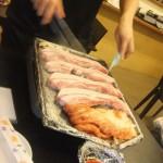豚たんin天満-サムギョプサルその1(3人前)